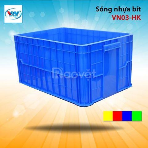 Thùng nhựa công nghiệp, rổ nhựa lớn, thùng nhựa