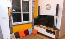 Cho thuê căn hộ chung cư mini 50m2, 2PN, đủ đồ ở Hoàng Hoa Thám