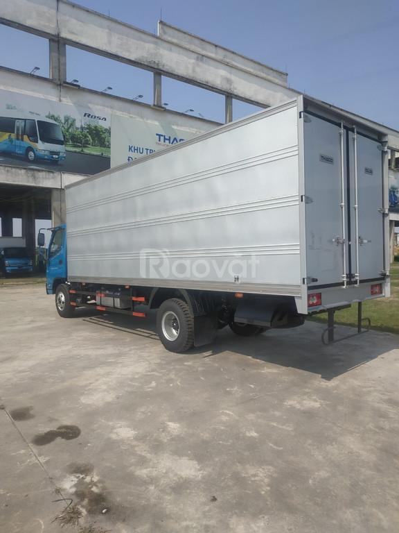 Thaco Ollin 720.E4 - Xe tải trung 7 tấn tại Hải Dương