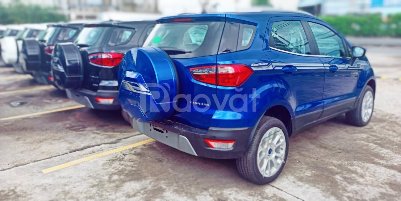 Ford ecosport giảm trước bạ kèm ưu đãi hấp dẫn