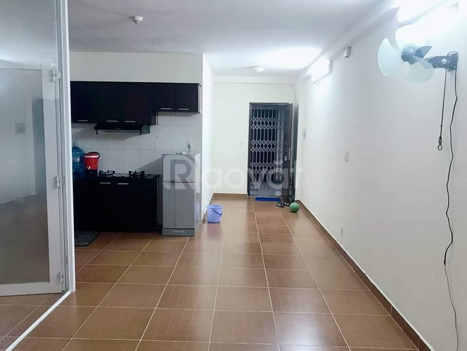 Cho thuê căn hộ Tân Mai 01 phòng ngủ, nội thất cơ bản (ảnh 1)