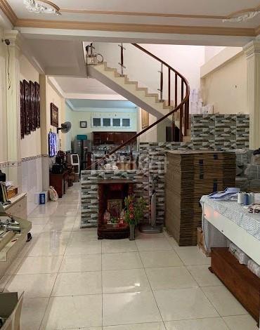 Nhà Tân Bình, HXH Lạc Long Quân, 4x12m, 2 tầng