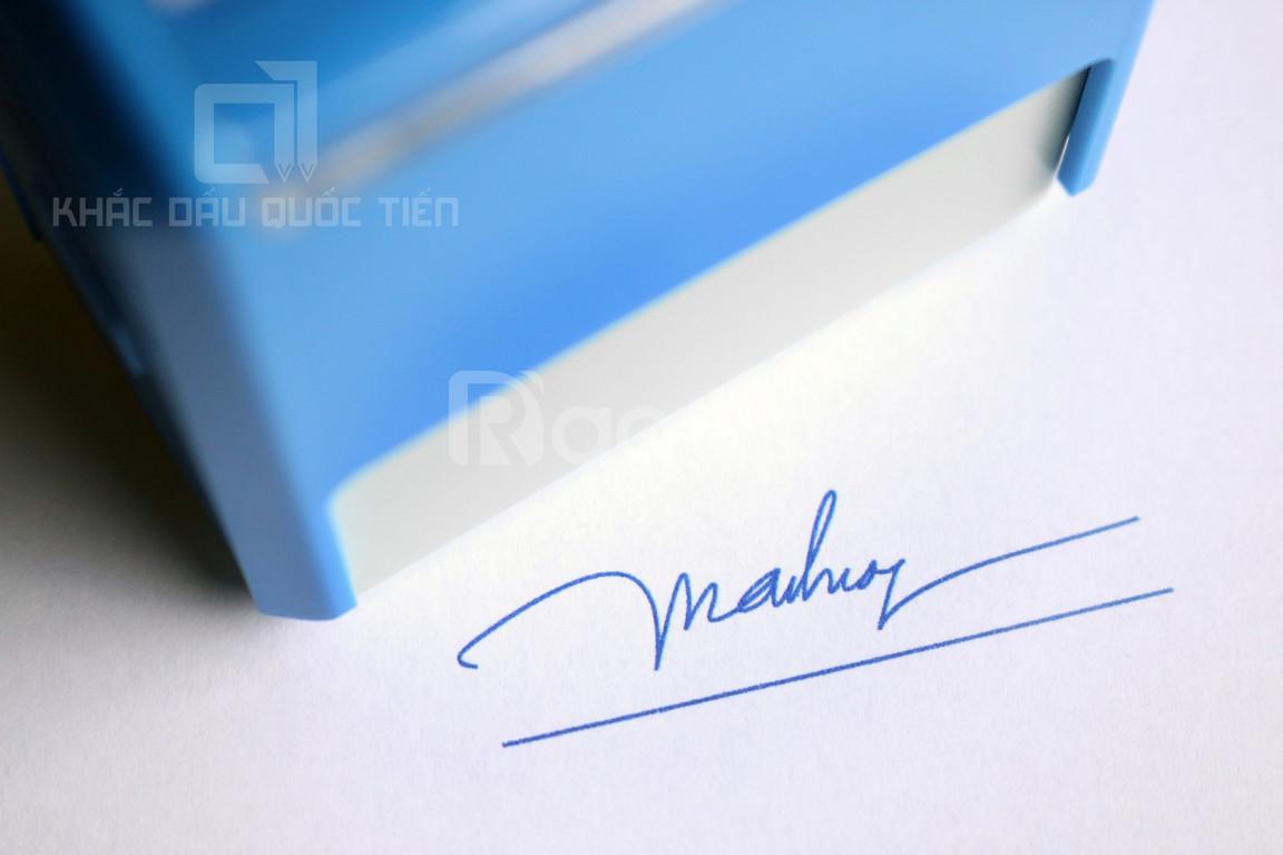 Làm dấu chữ ký giá rẻ, uy tín tại Tân Bình (ảnh 8)