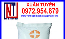 Bao bì gạo, bao bì đựng gạo 10kg