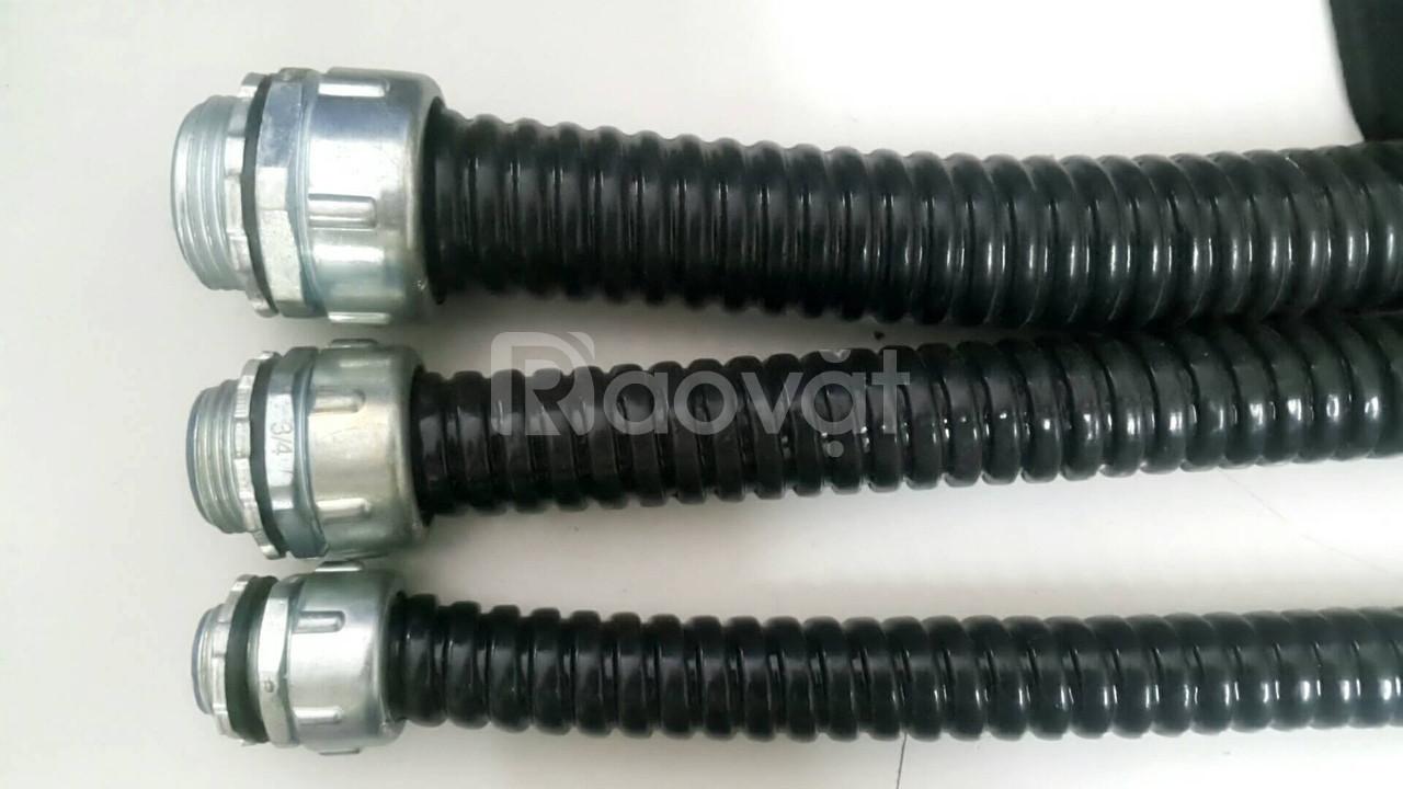Ống ruột gà lõi thép/ ống thép luồn dây điện/ ống ruột gà bọc lưới (ảnh 7)