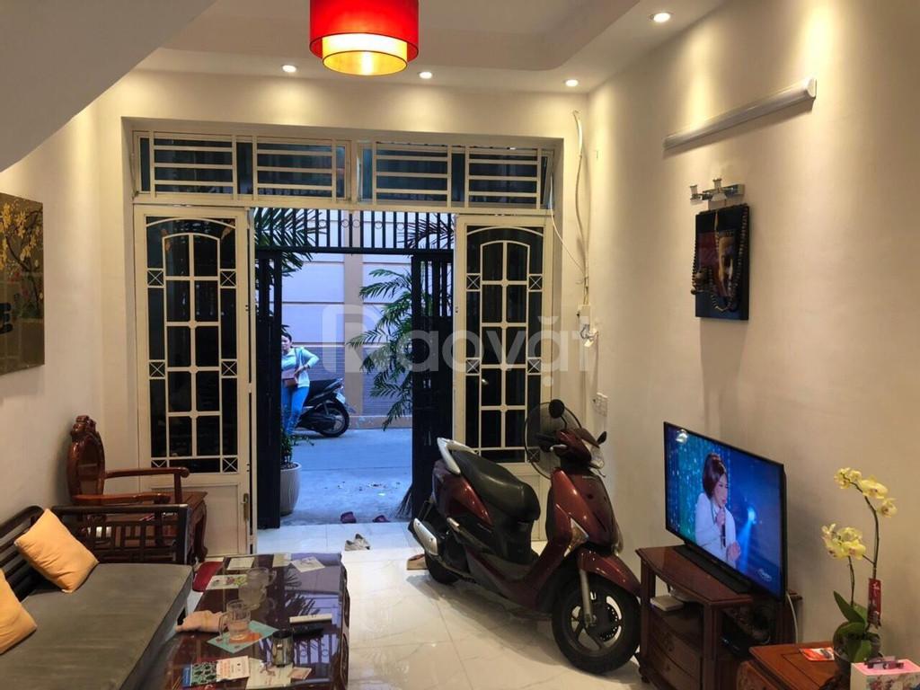 Bán nhà HXH Bùi Đình Túy, P.12, Q. BT, 4x20m, 1 trệt, 1 lầu, 7.7tỷ