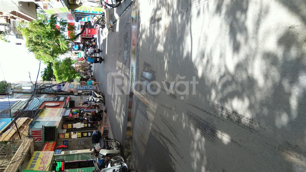 Nhà lô góc, mặt đường kinh doanh sầm uất Mai Dịch 41mx4T giá 7,1 tỷ