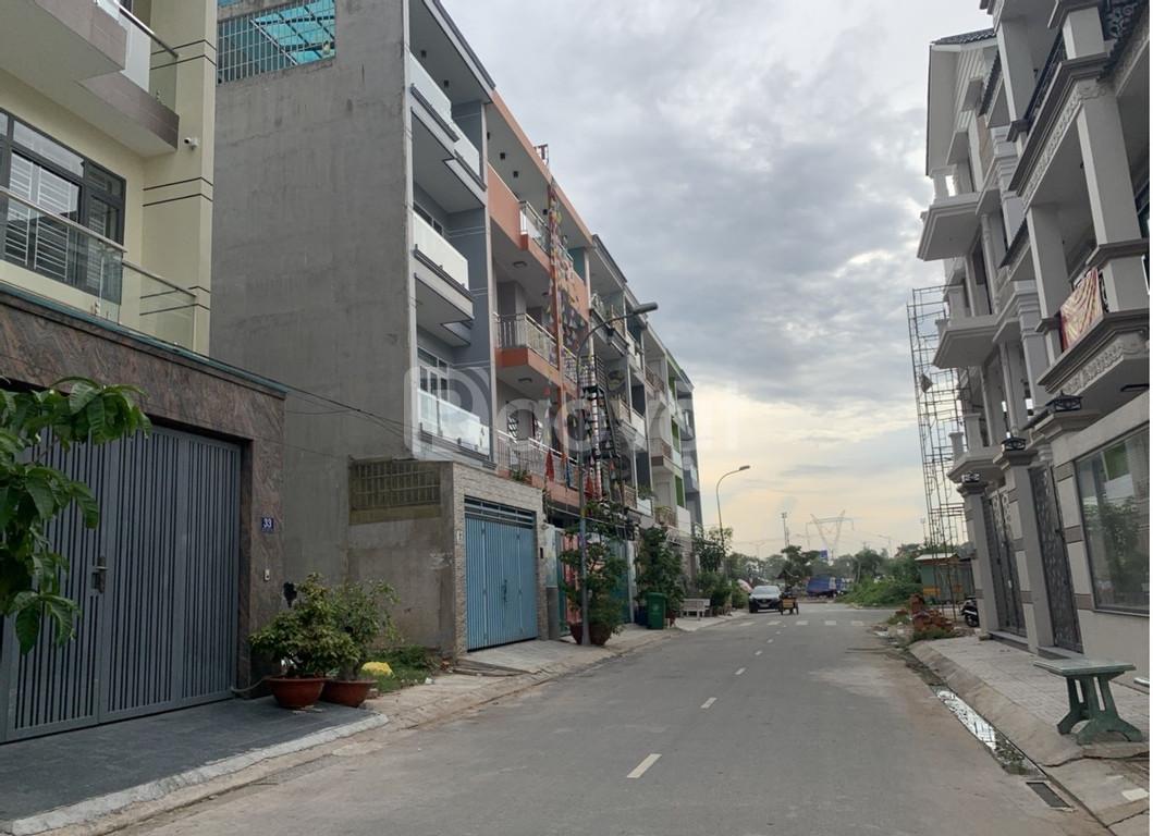 Bán đất mặt tiền Nguyễn Cửu Phú ngay trường THCS Tân Tạo