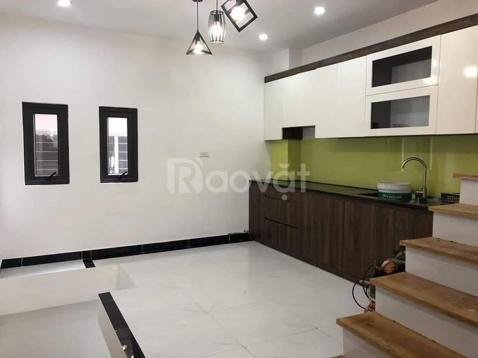 Bán nhà Phan Kế Bính phân lô 35m2*5T nhà đẹp, ngõ đẹp