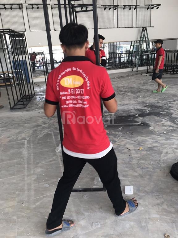 Vệ sinh công nghiệp Nha Trang