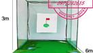 Khung tập golf 3m * 3m hàng nhập khẩu tặng thảm phát banh golf (ảnh 4)