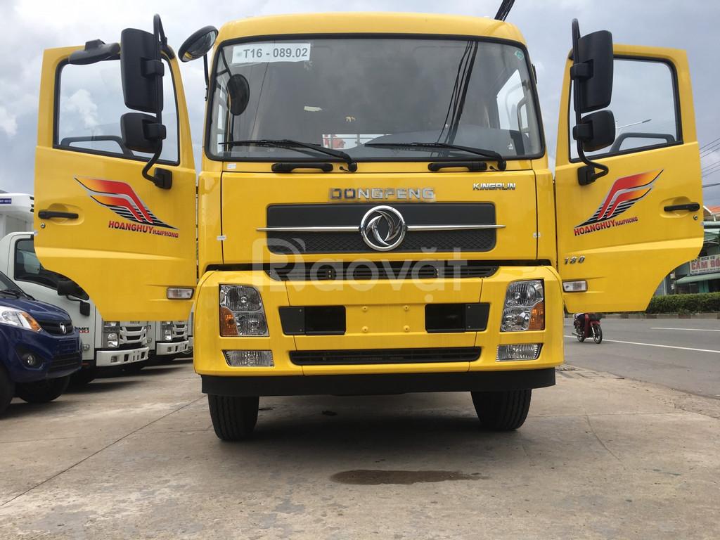 Xe tải Hoàng Huy B180|Dongfeng Hoàng Huy 8 tấn thùng 9M5