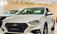 Bán Hyundai Accent AT vàng cát có sẵn giao ngay