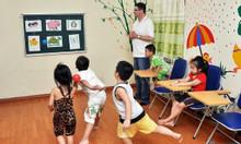 Tiếng Anh cho trẻ em hè 2020 với 100% giáo viên nước ngoài.