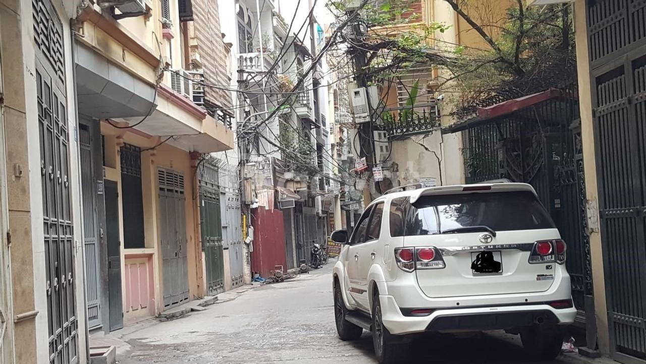Chính chủ bán nhà 42m2*5T gara ô tô Trần Hữu Dực, NTL, giá 3.6 tỷ