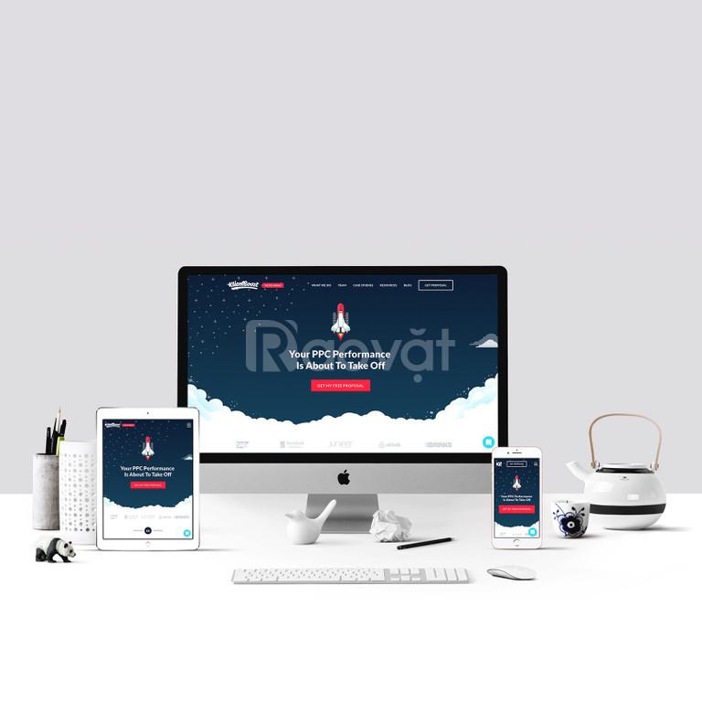 Dịch vụ thiết kế website bán hàng với giá chỉ 500k