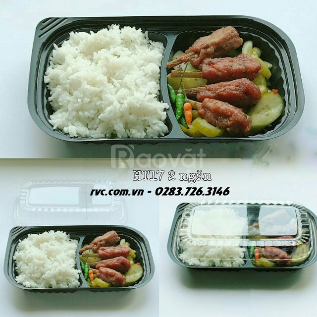Hộp nhựa đựng thực phẩm đẳng cấp chất lượng cao