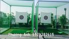 Khung tập golf 3m * 3m hàng nhập khẩu tặng thảm phát banh golf (ảnh 1)