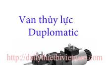 Van thủy lực Duplomatic