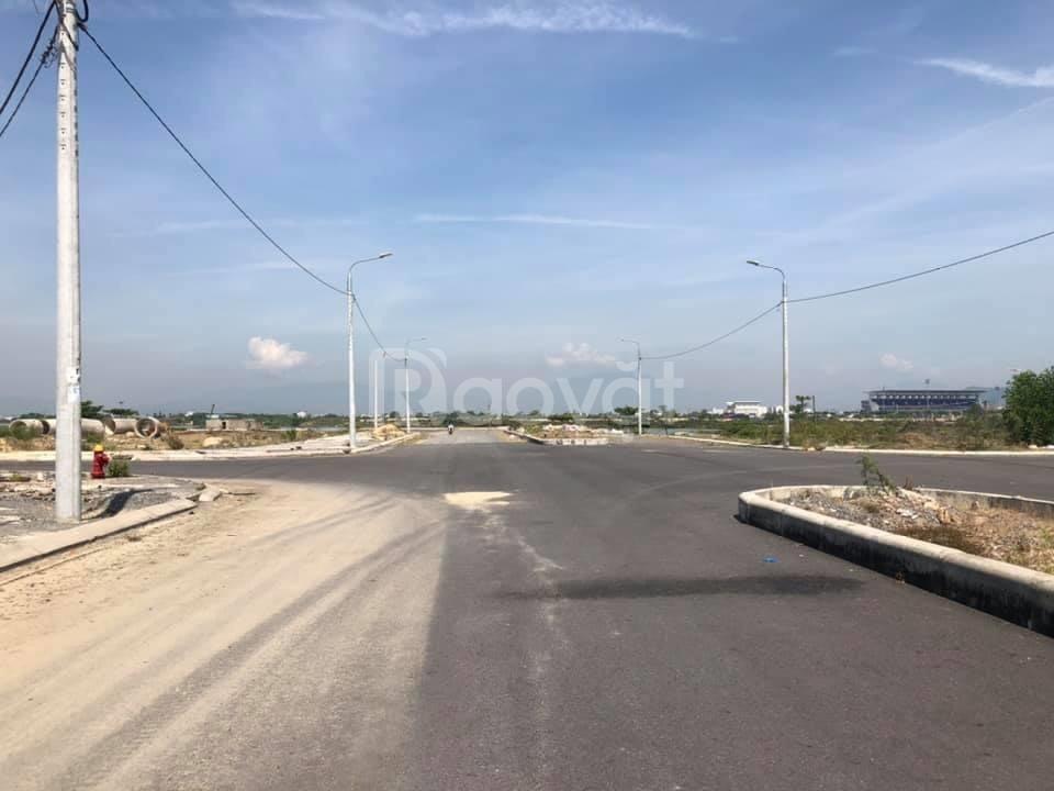 Bán lô đất Hòa Quý gần Võ chí Công giá rẻ xây nhà