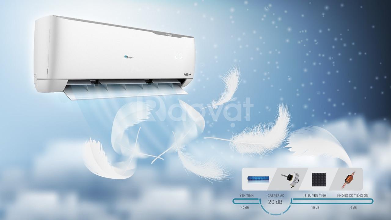 Máy lạnh CASPER inveter Gas R410