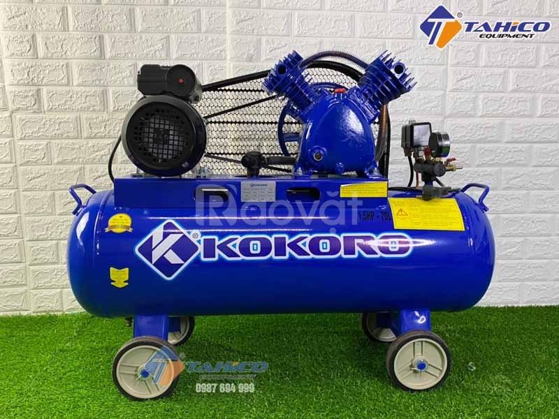 Bán máy nén khí 1.5HP chính hãng cho tiệm xe máy tại Tây Ninh