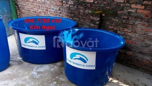 Bồn tròn chứa nước 1000 lít LH 0967788450 Ngọc