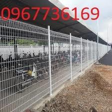 Hàng rào di động, hàng rào mạ kẽm