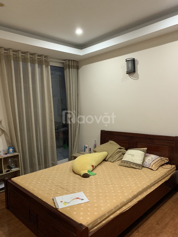Bán căn hộ cao cấp 117m MD Complex, 3PN, 2WC, full đồ, bc Tây Nam