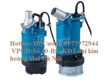 0977972944 Bơm chìm nước thải Tsurumi KTZ611 -11kw/15hp (ảnh 1)