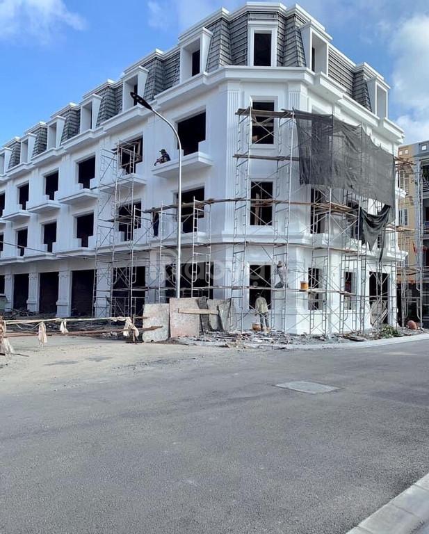 Nhà phố quận Lê Chân, 4 tầng 63 m2, mặt đường rộng 12m, 2.698 tỷ