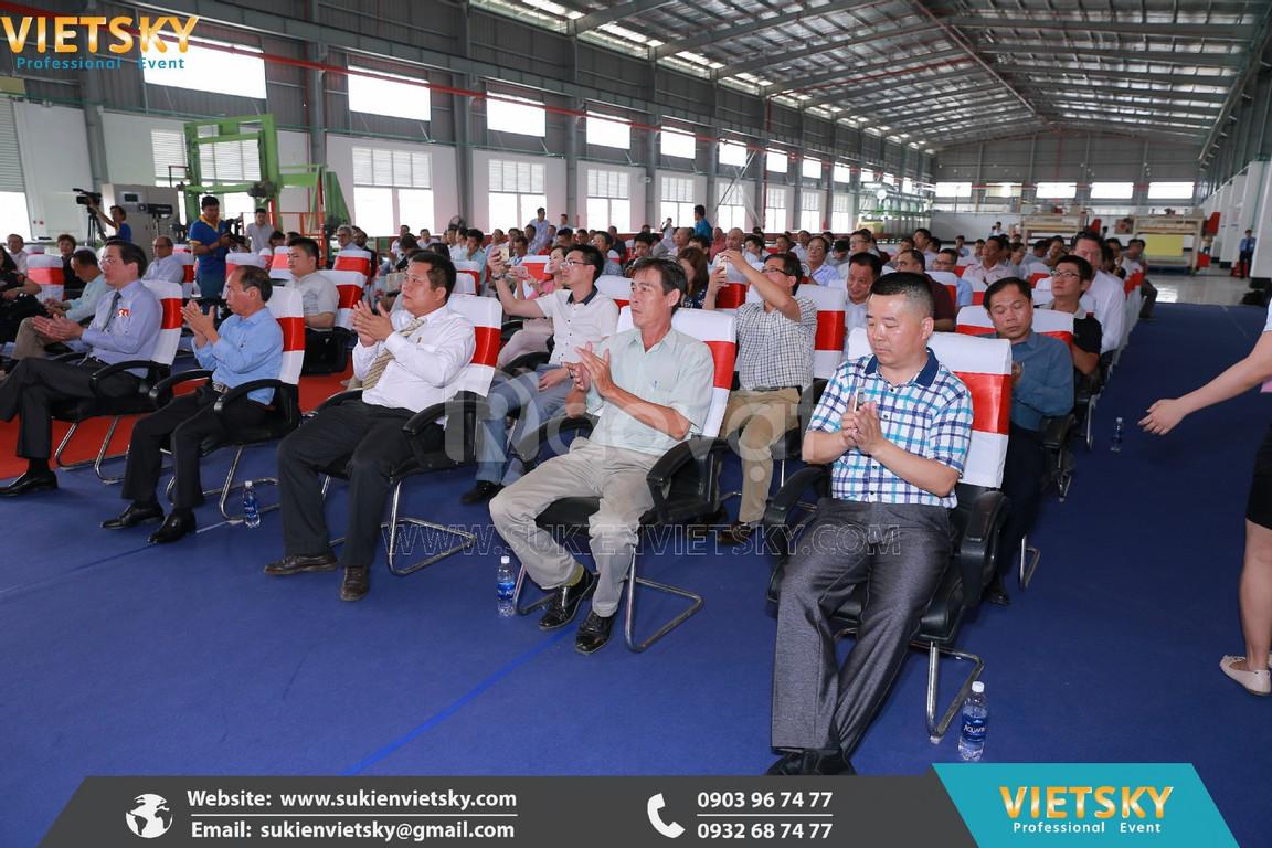 Công ty tổ chức lễ khánh thành giá rẻ tại TP HCM
