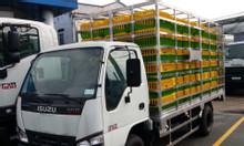 isuzu chở gia cầm 120 lồng, KM máy lạnh,...