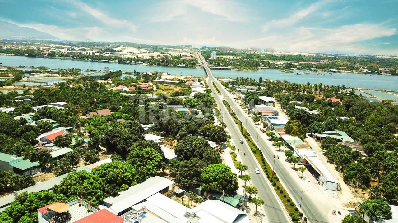 Điều gì làm nên sức hấp dẫn đất nền trung tâm Cam Lâm