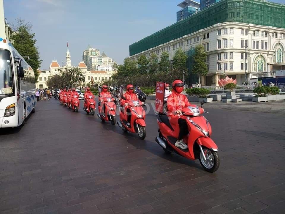 Công ty tổ chức roadshow chuyên nghiệp giá rẻ tại Long An
