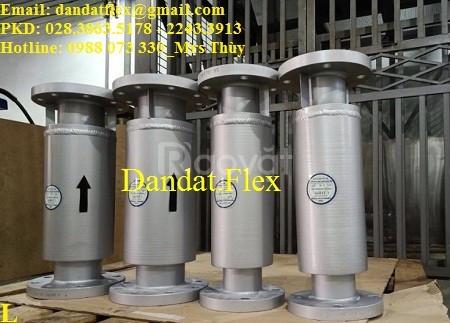 Báo giá thương mại khớp nối giãn nở nhiệt, Khớp co giãn nhiệt inox 304