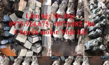Động cơ giảm tốc mặt bích bãi Nhật 0.4kw, 0.75kw, 1.1kw, 1.5kw