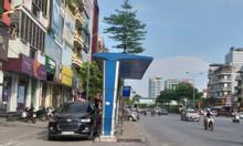 Tòa nhà 8T 85m2 thang máy 2 mặt phố Xã Đàn, cho thuê 100tr/tháng