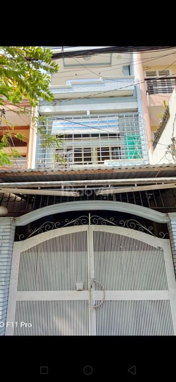 Nhà KDC Tên Lửa quận Bình Tân,  80m2 3 tầng có SHR