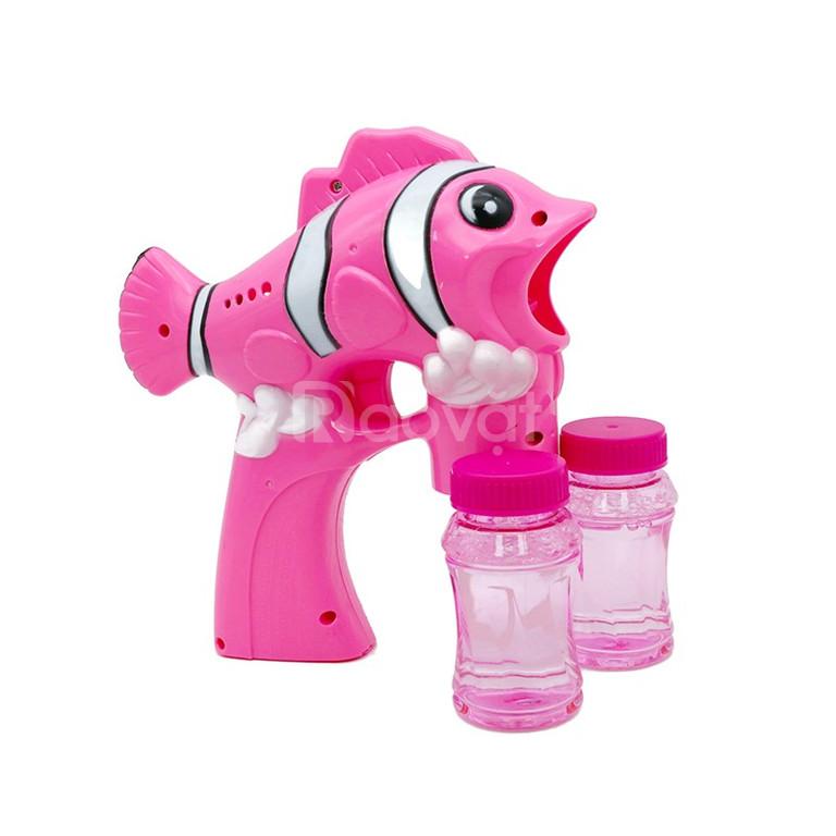 Đồ chơi cá nemo bắn bong bóng