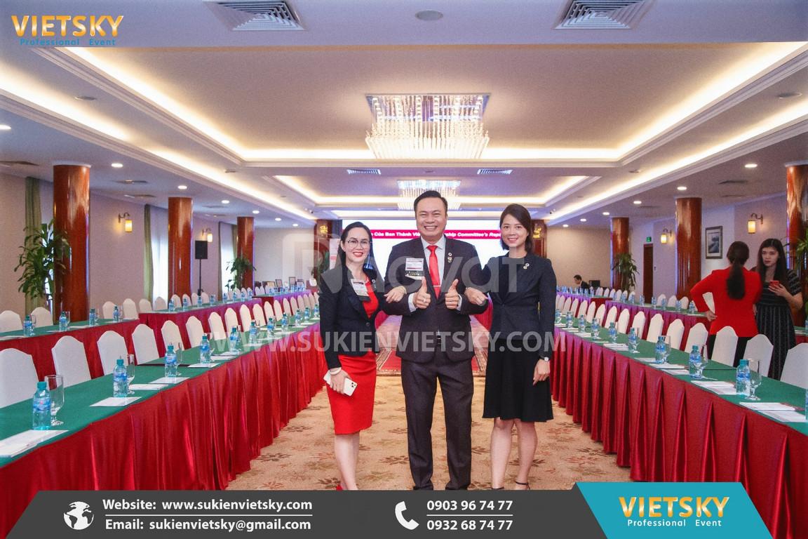 Công ty tổ chức hội nghị, hội thảo chuyên nghiệp giá rẻ tại Long An