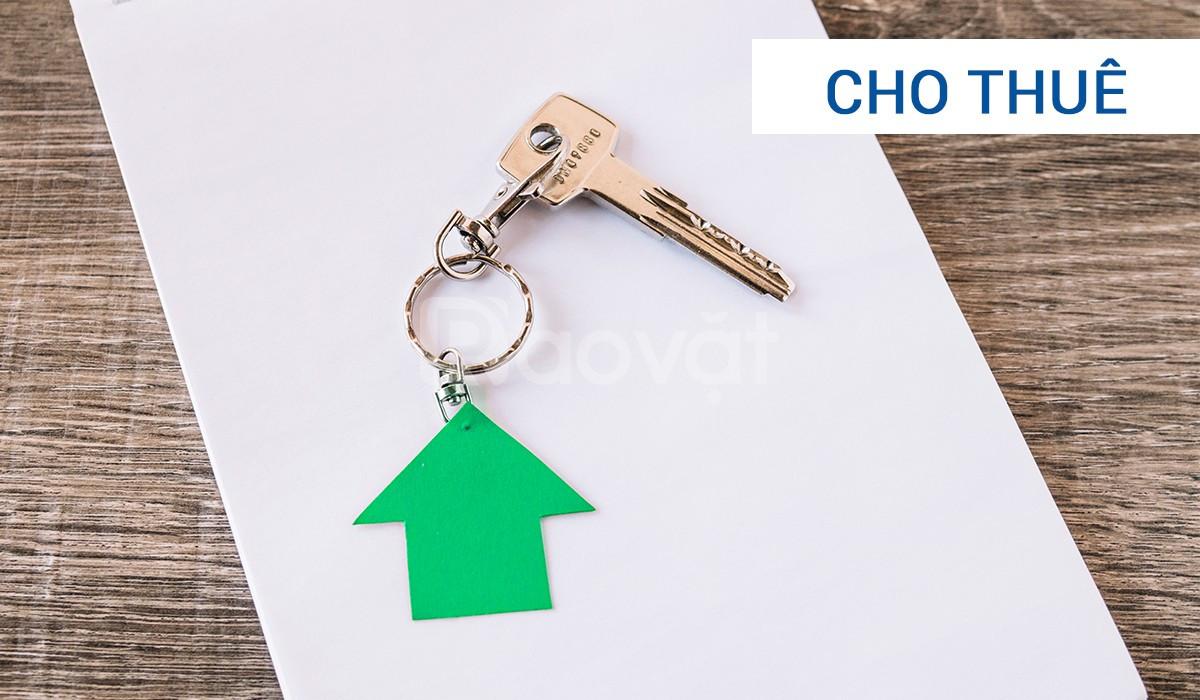 Cho thuê nhà nguyên căn 4 tầng, giá rẻ, full nội thất tại Đống Đa.