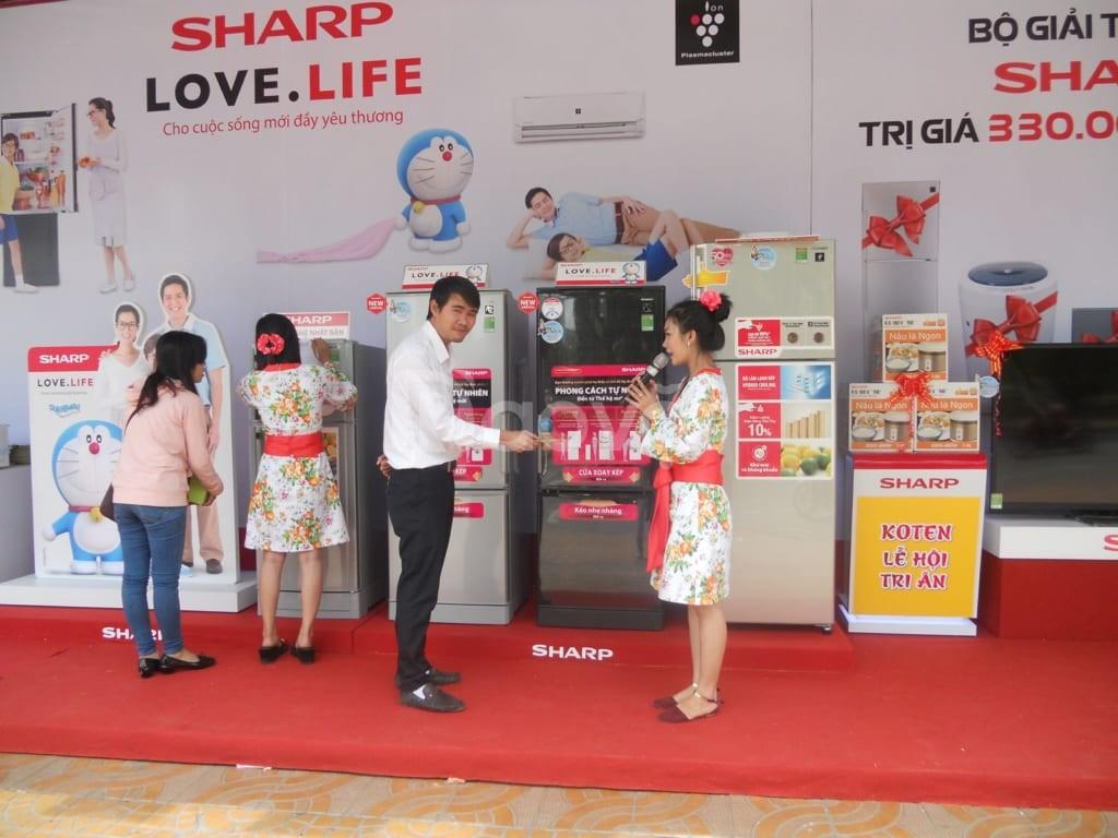 Tổ chức Activation chuyên nghiệp tại HCM, Hà Nội