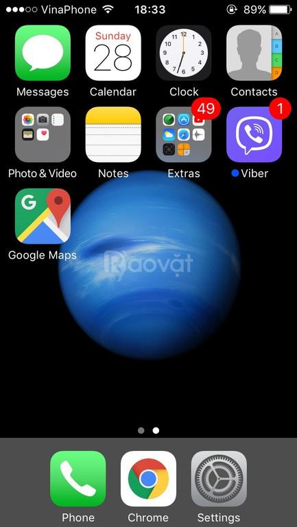 Bán iPhone 5 đen hàng VN/A còn cả hộp nguyên bản