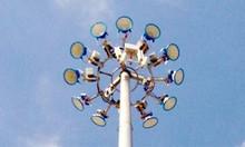 Cột giàn đèn nâng hạ