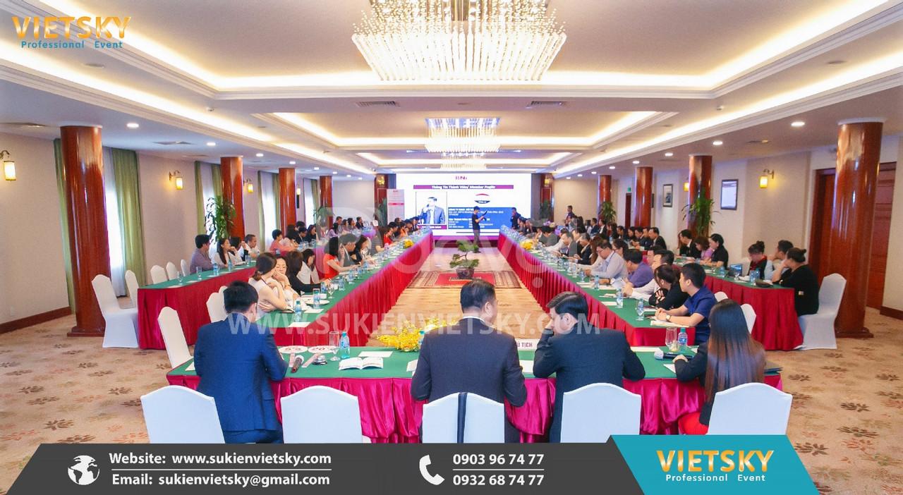 Công ty tổ chức hội nghị, hội thảo chuyên nghiệp giá rẻ tại Bình Phước