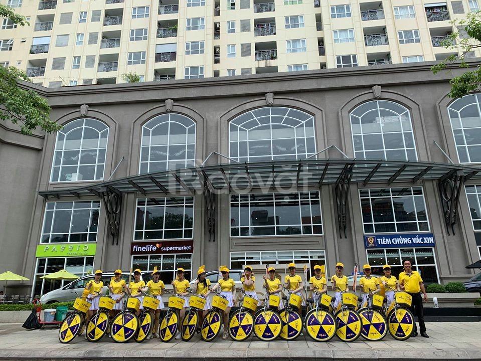 Công ty tổ chức roadshow chuyên nghiệp giá rẻ tại HCM, Hà Nội