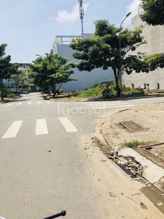 Chính chủ 85m2 đất ở tại đô thị gần trường Bình Tân Tỉnh Lộ 10, SHR