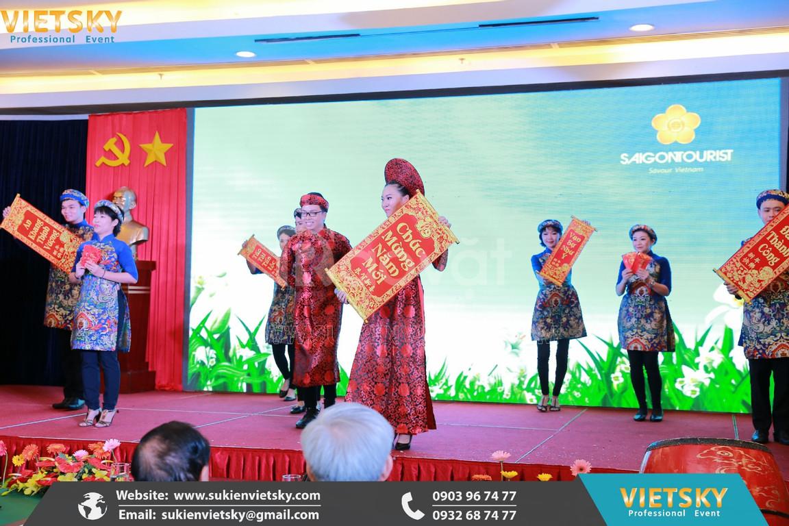 Công ty tổ chức lễ kỷ niệm thành lập giá rẻ tại TP HCM