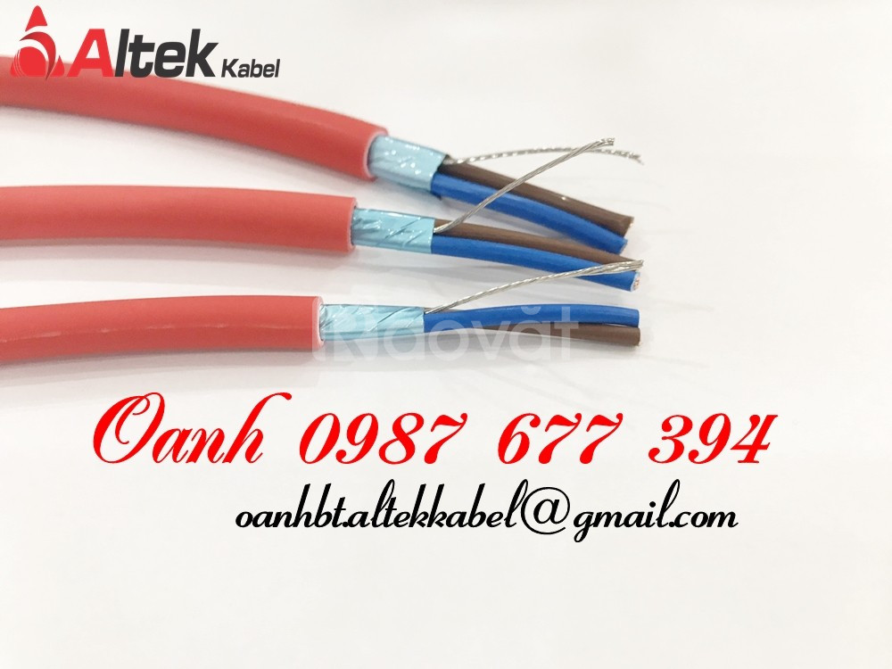 Fire Resistant Cable +E Altek Kabel